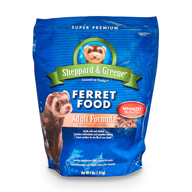 Kaytee Sheppard & Greene Super Premium Ferret Food - Carousel image #1