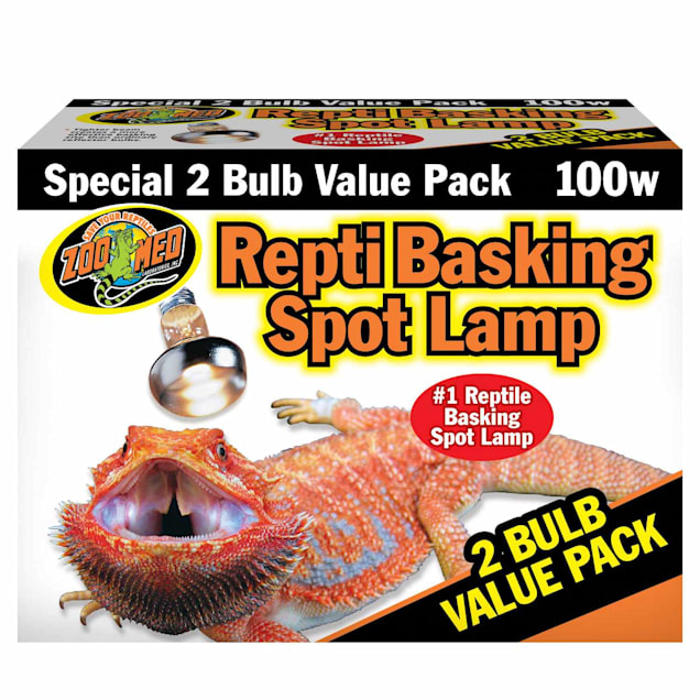 Zoo Med Repti Basking Spot Lamp Value Pack - Carousel image #1