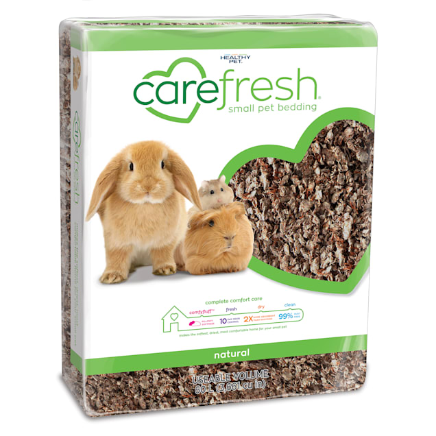 Carefresh Natural Small Pet Bedding, 60 liters - Carousel image #1