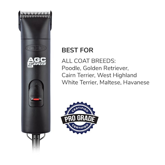 Andis AGC2 2-Speed Professional Clipper - Carousel image #1