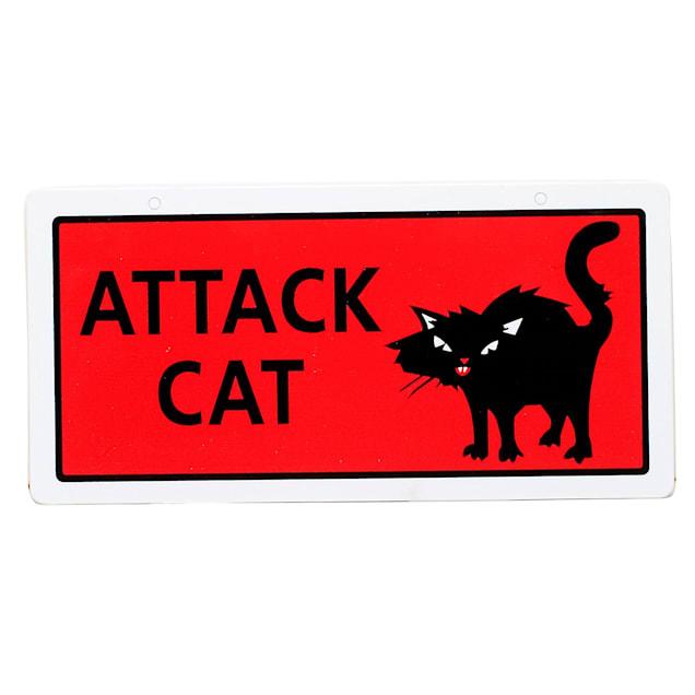 Hillman Sign Center - Attack Cat - Carousel image #1