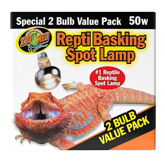 Zoo Med Repti Basking Spot Lamp Value Pack - Carousel image #1