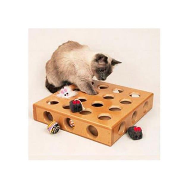 SmartCat Peek-A-Prize Toy Box - Carousel image #1
