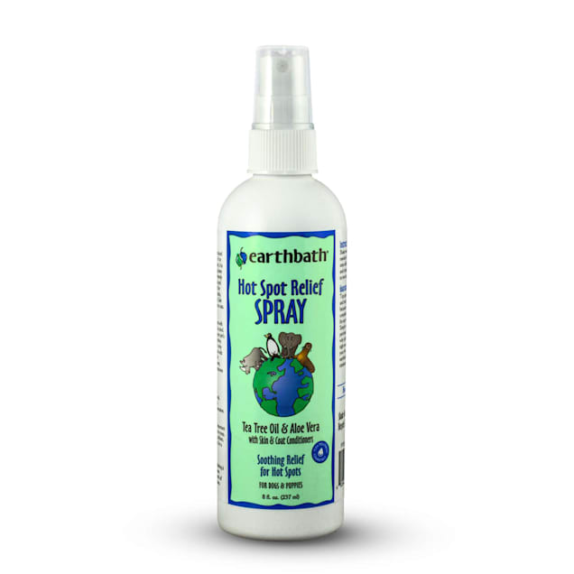 Earthbath Hot Spot & Itch Relief Spray for Dogs, 8 fl. oz. - Carousel image #1