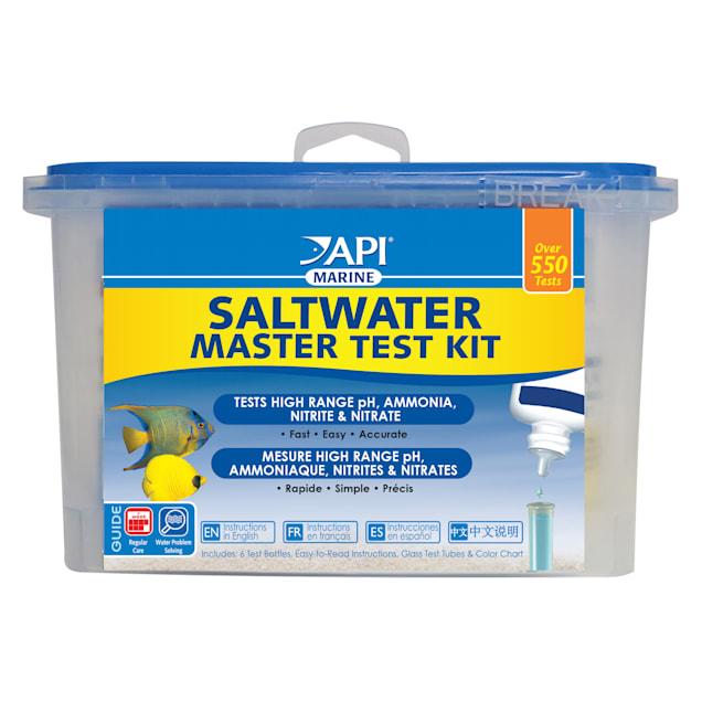 API Saltwater Master Test Kit - Carousel image #1