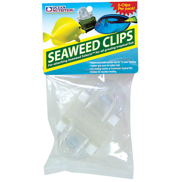 Ocean Nutrition Feeding Frenzy Seaweed Clips - Carousel image #1