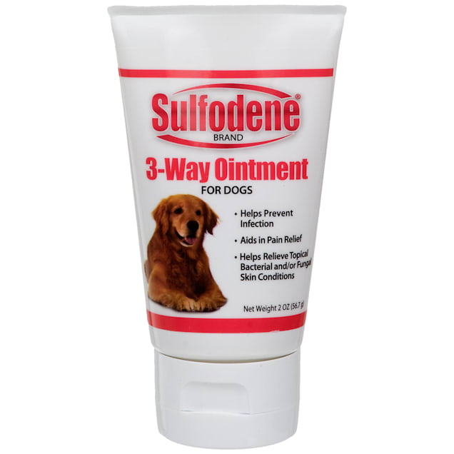 Sulfodene 3-Way Ointment for Dogs - Carousel image #1