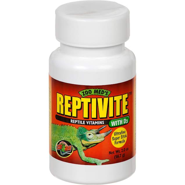 Zoo Med Reptivite Reptile Vitamins - Carousel image #1
