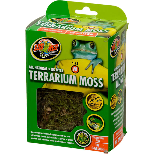Zoo Med All Natural Reptile Terrarium Moss Substrate - Carousel image #1
