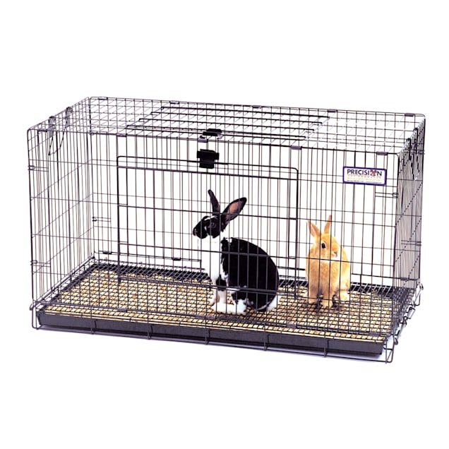 Precision Pet Rabbit Resort Rabbit Cage - Carousel image #1