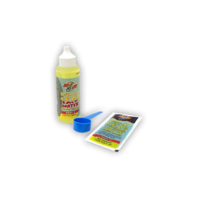 Zoo Med Hermit Crab Salt Water Conditioner - Carousel image #1