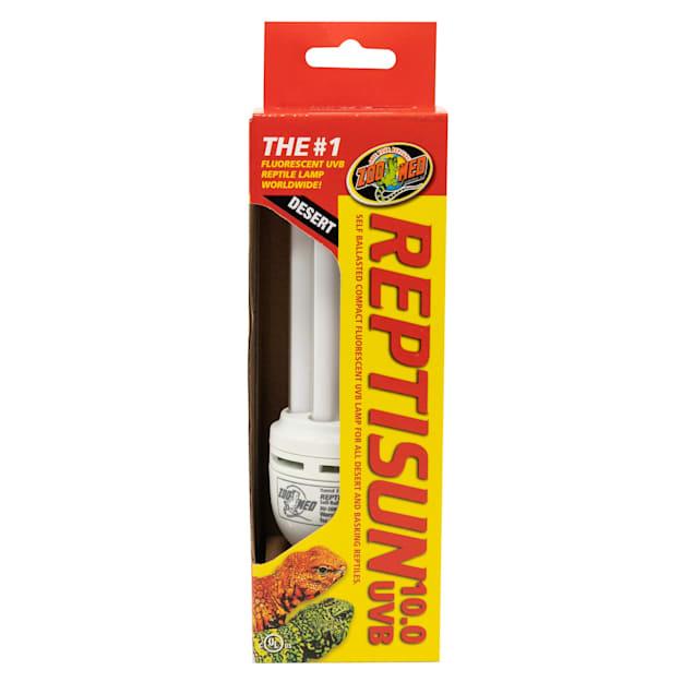 Zoo Med ReptiSun Desert Compact Fluorescent UVB Lamp - Carousel image #1