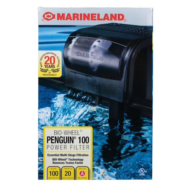 Marineland Penguin 100 gph BIO-Wheel Power Filter - Carousel image #1