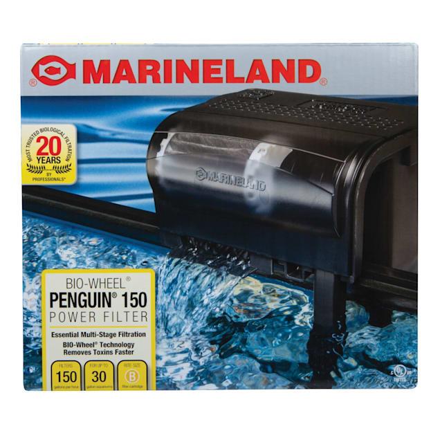 Marineland Penguin BIO-Wheel Power Filter, 150 gph - Carousel image #1