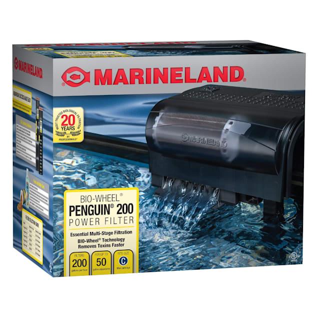 Marineland Penguin 200 BIO-Wheel Power Filter - Carousel image #1