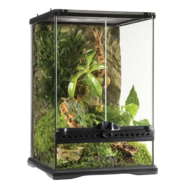 "Exo-Terra Glass Terrarium, 12"" L X 12"" W X 18"" H - Carousel image #1"