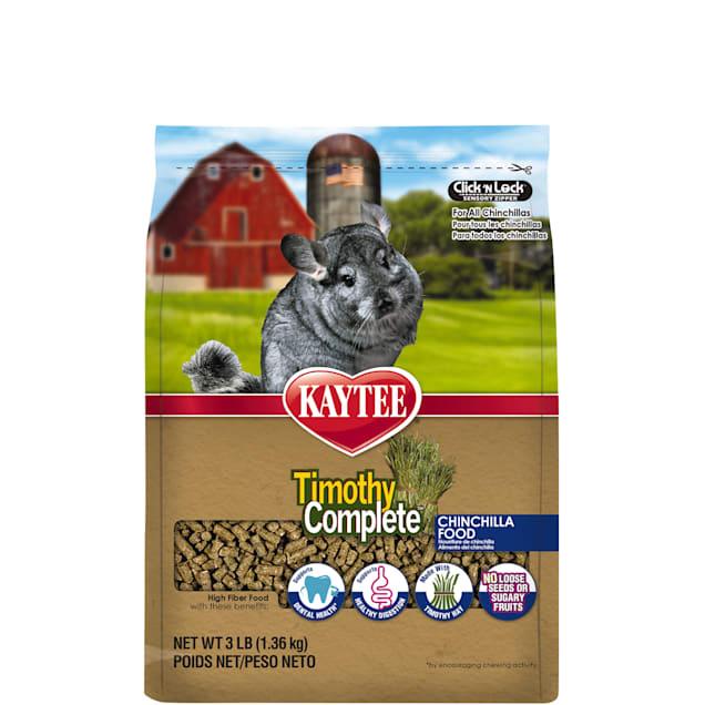 Kaytee Timothy Complete Chinchilla Food - Carousel image #1