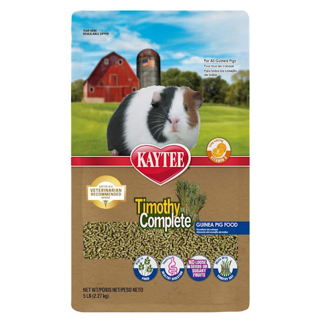 Kaytee Timothy Complete Guinea Pig Food - Carousel image #1