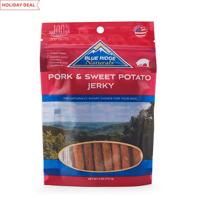 Blue Ridge Naturals Pork & Sweet Tater Jerky, 6 oz. - Carousel image #1