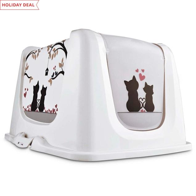 So Phresh Cat Love Litter Box Privacy Hood, X-Large - Carousel image #1