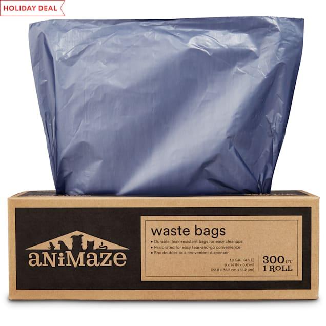 Animaze Pantry Pack Dog Waste Bags, 300 CT - Carousel image #1