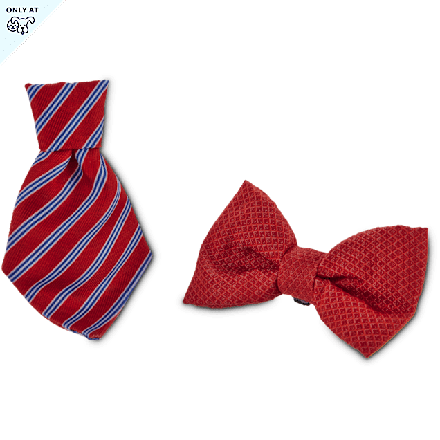 Bond & Co. Red Bowtie 2 Pack - Carousel image #1