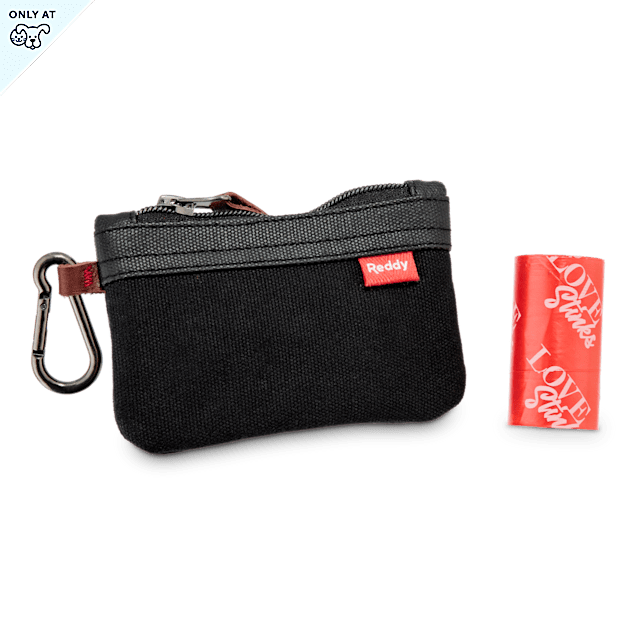 Reddy Black Canvas Go-Pack Accessory, Small - Carousel image #1