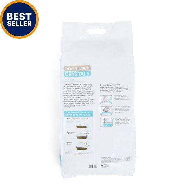 So Phresh Odor-Lock Crystal Cat Litter, 30 lbs. - Carousel image #1