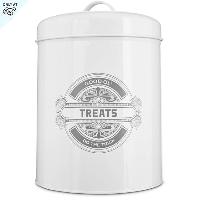 Harmony Tin Treat Jar, Large - Carousel image #1