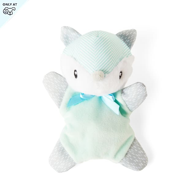Leaps & Bounds Little Loves Fox Puppy Plush Toy, Small - Carousel image #1