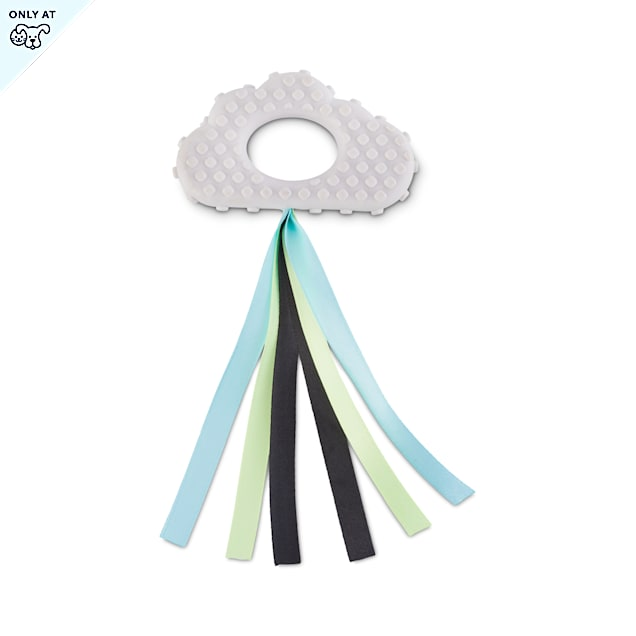Leaps & Bounds Little Paws Teething Cloud Kitten Toy - Carousel image #1