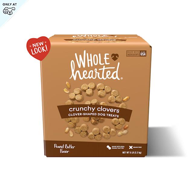 WholeHearted Grain Free Peanut Butter Dog Treats, 5 lbs. - Carousel image #1