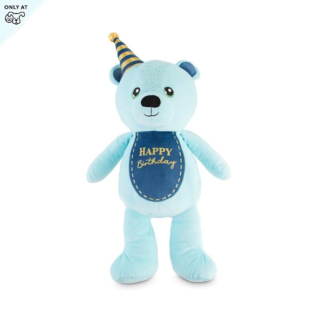 Bond & Co. Birthday Bear Plush Dog Toy, XX-Large - Carousel image #1