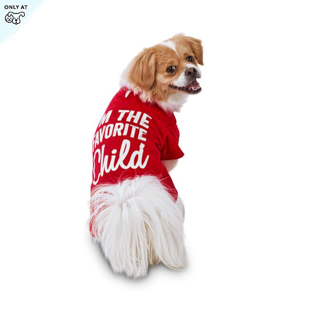 Bond & Co. Favorite Child Jersey Dog T-Shirt, Large - Carousel image #1