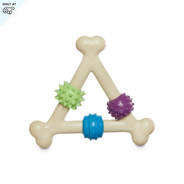 Leaps & Bounds Band of Bones Dog Chew Toy, Medium - Carousel image #1
