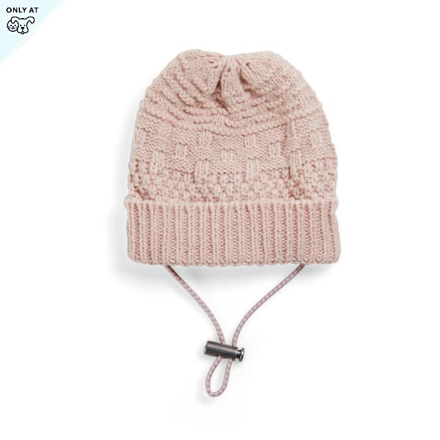 YOULY The Hipster Coral Dog Beanie, X-Small/Small - Carousel image #1