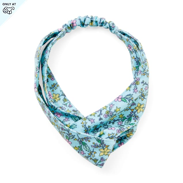 YOULY Printed Dog Headbands, X-Small/Small - Carousel image #1