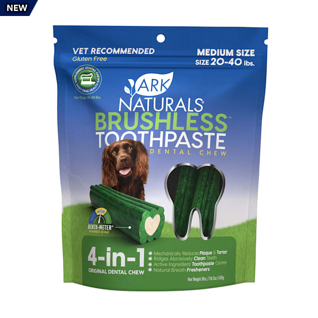 Ark Naturals Brushless Tooth Paste for Medium to Large Dogs, 18 oz. - Carousel image #1