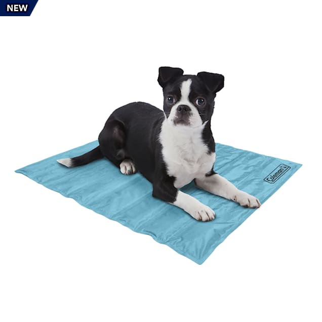 """Coleman Blue Cooling Mat for Dogs, 18"""" L X 12"""" W - Carousel image #1"""