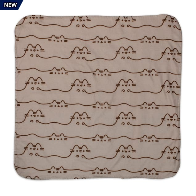 Pusheen All Over Printed Throw Blanket - Carousel image #1