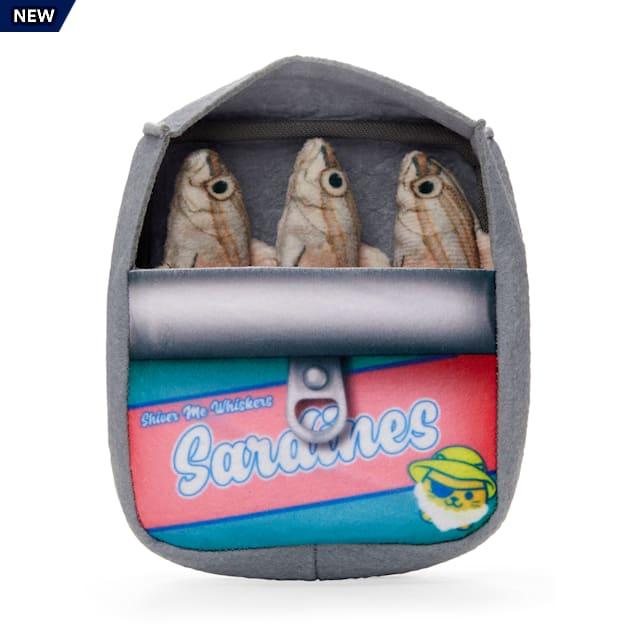 Leaps & Bounds Sardine Cat Toy Set - Carousel image #1