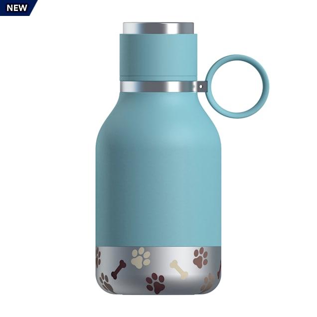 ASOBU Bailey Turquoise Bottle + Dog Bowl - Carousel image #1
