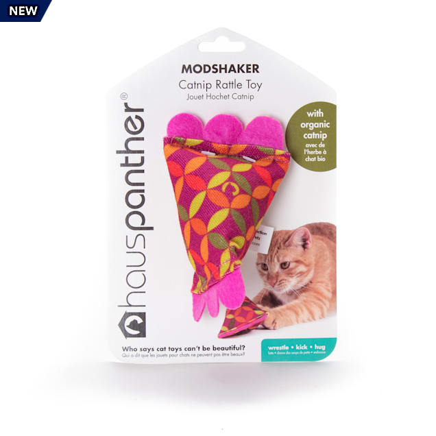 Hauspanther Collection By Primetime Modshakers Zest Cat Toy, Large - Carousel image #1