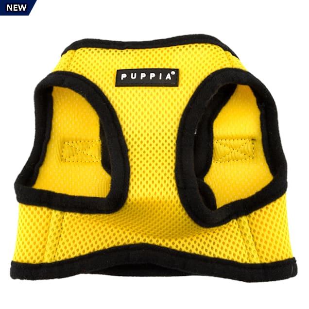Puppia Yellow Soft Vest Dog Harness, X-Small - Carousel image #1