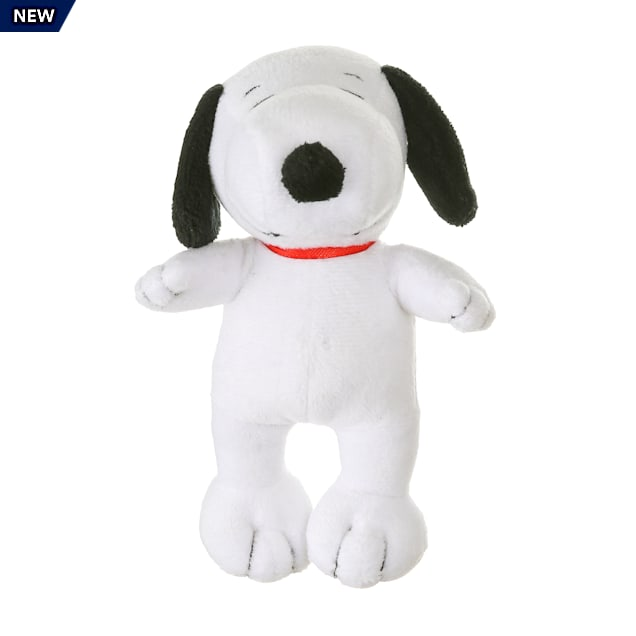 Fetch for Pets Peanuts Snoopy Figure Classic Plush Squeaker Dog Toy, Small - Carousel image #1