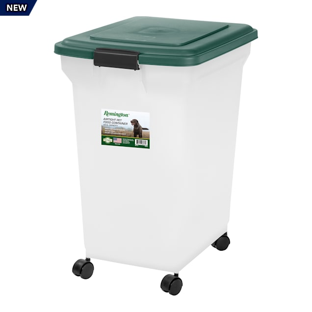 Iris Remington Airtight Food Storage Container for Dogs, 55 lbs. - Carousel image #1