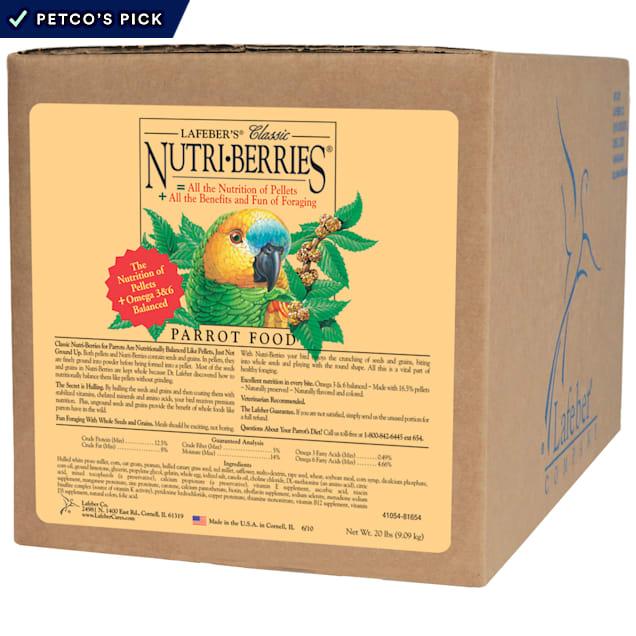 Lafeber's Nutri-Berries Parrot Food - Carousel image #1