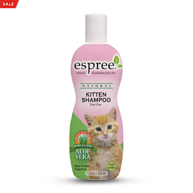 Espree Natural Kitten Shampoo - Carousel image #1