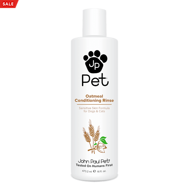 John Paul Pet Oatmeal Dog Conditioning Rinse - Carousel image #1
