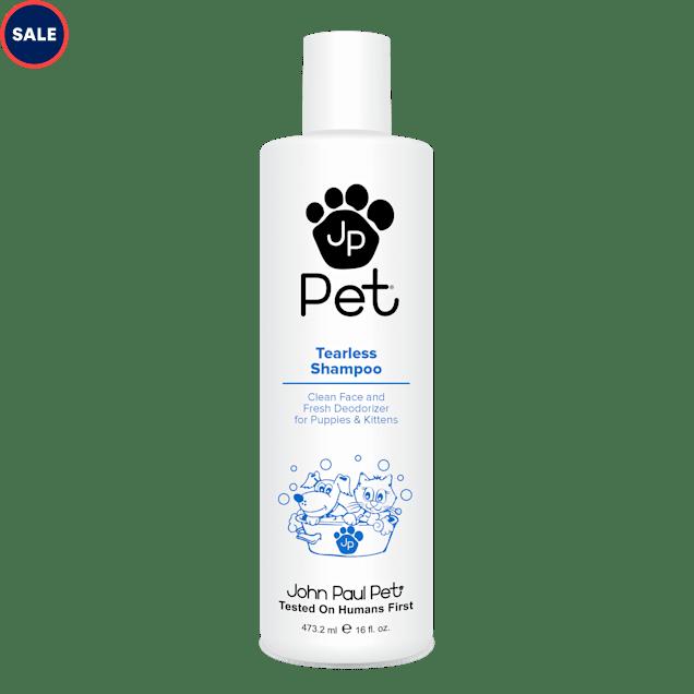 John Paul Pet Tearless Gentle Puppy & Kitten Shampoo - Carousel image #1